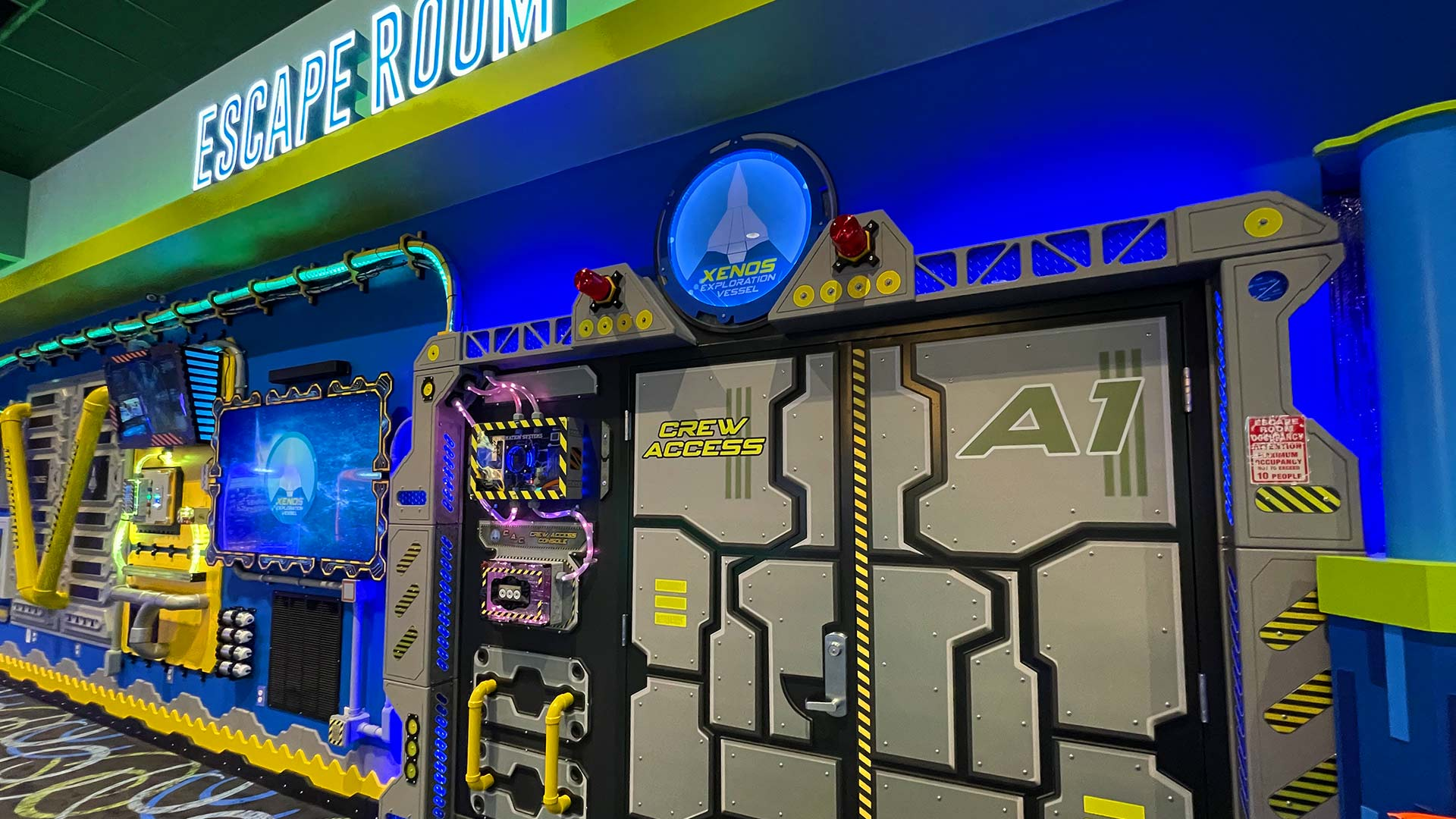 In The Game ICON Park in Orlando has an Escape Room